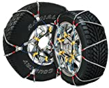 Security Chain Company SZ127 Super Z6 Cable Tire Chain for Passenger Cars, Pickups, and SUVs - Set of 2