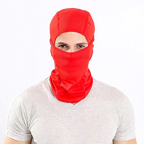 Ultra Insulation - Balaclava - Windproof Ski Riding Trekking Motorcycle Face Mask - Cold Weather Face Mask Neck Warmer Tactical Balaclava - Extreme Outdoor Insulation Ultra-Comfort Hypoallergenic Humidity