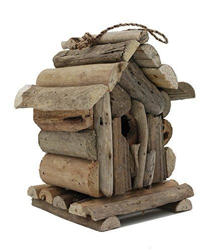 Driftwood Birdhouse / Nesting Box / Bird Box(5546) Giftworks
