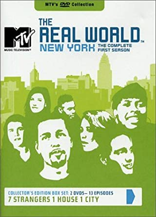 Amazoncom The Real World The Complete First Season New York