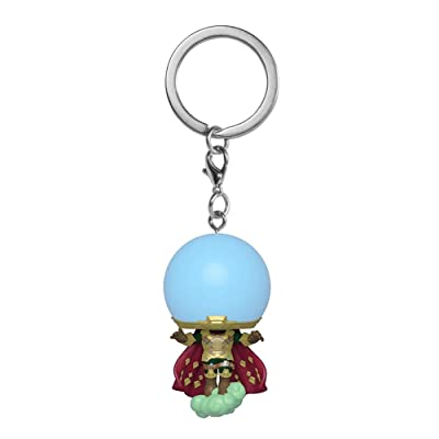 Funko Pop! Keychain: Spider-Man Far from Home - Mysterio: Toys & Games