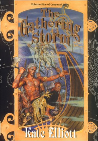 Image for The Gathering Storm (Crown of Stars, Vol. 5)