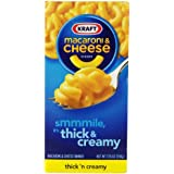 Kraft Macaroni & Cheese Thick / Creamy, 7.25 oz