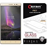 Chevron Amazing Pro+ 0.3 Mm 2.5D 9H Hardness Anti-Explosion Tempered Glass Screen Protector For Lenovo Phab 2 Plus - Transparent