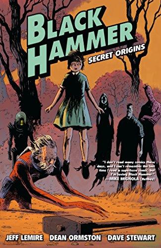 Hammer Von (Black Hammer Volume 1: Secret Origins)