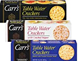 Carr's Table Water Cracker Selection, 25.5 Ounce
