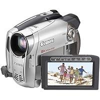 "Canon DC230 Digital DVD Camcorder (35x Optical Zoom, 2.7"" Widescreen Colour LCD)"