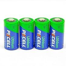 CR123A 3v Lithium Battery 1500mAh (4pc)