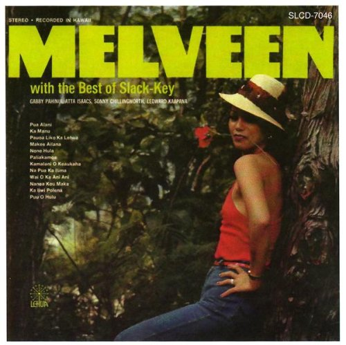 Melveen with The Best of Slack Key - Melveen - Stores Outlet Leeds