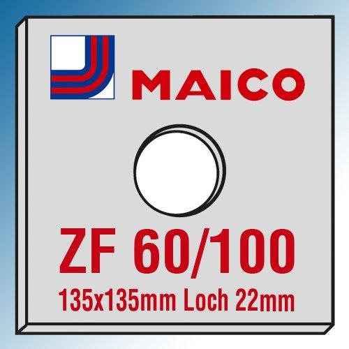 Original Maico filter mats ZF 60 / 100 (Pack of 5)