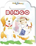 B-I-N-G-O Sing a Story Handled Board Book with CD