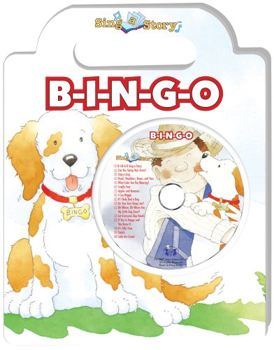 B-I-N-G-O Sing a Story Handled Board Book with CD (Ip Board)
