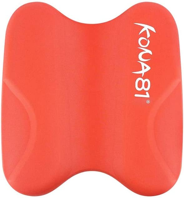 Accesorio de nataci/ón Recomendado para Adultos. boya Flotante KONA81 Pull Kick c/ómoda Resistente al Cloro EVA