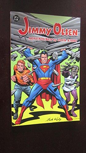 Jimmy Olsen Adventures By Jack Kirby TP Vol 01