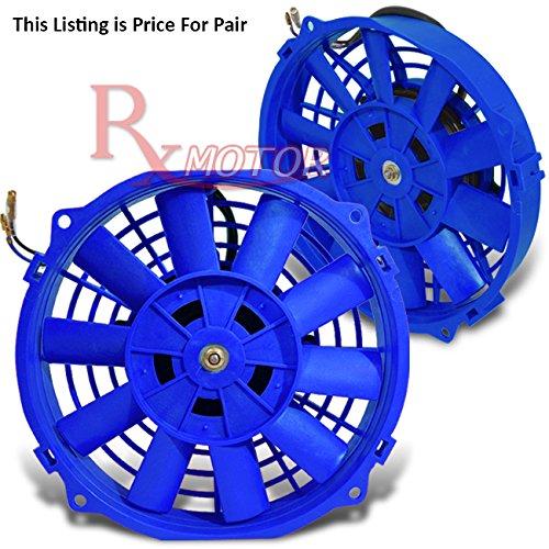 7 inch radiator fan - 9