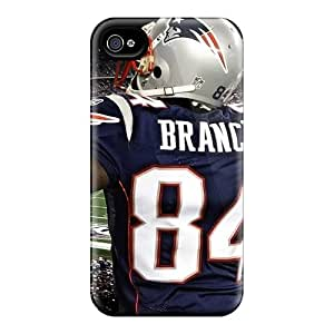 Perfect Hard Cell-phone Case For Iphone 6 (Bwg538xQTc) Provide Private Custom Fashion New England Patriots Image
