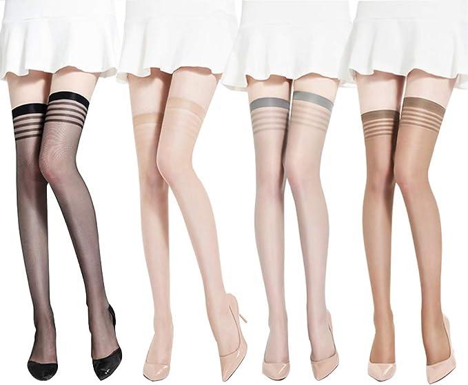 Femme blanc Collants krautwear taille unique