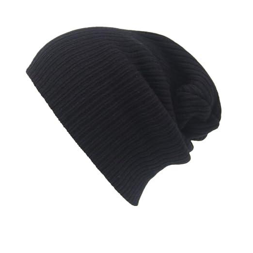 Vovotrade Men s Womens Beanie Knit Ski Cap Hip-Hop Winter Warm Unisex Wool  Hat ( 4587ca526e75
