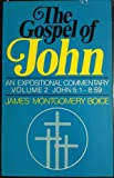 The Gospel of John, James Montgomery Boice, 0310214300