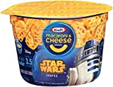 Kraft Easy Mac & Cheese Star Wars Shapes in Single Serve Cup. Good Stuff. You know you love it.