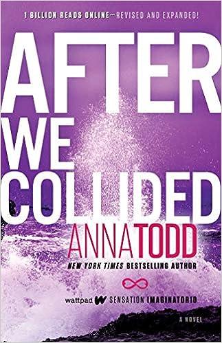 After Anna Todd Book
