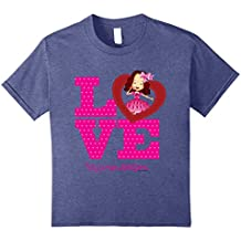 Lily Lemon Blossom Girl's Tee - Love to Sing Skip To My Lou