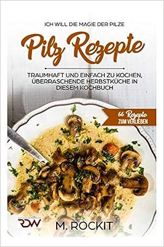 und dann im Topf 2 in 1 Bestimmungs Pilz in Sicht .. Renat und Kochbuch Volk