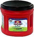 Folgers 1/2 Caff Coffee, 25.4 Ounce