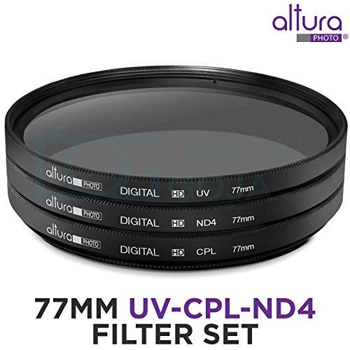 Filters, Filter Kits / Altura Photo UV CPL ND4