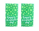 #1: St Patricks Day Holiday Disposable Guest Towels - 2 Pack