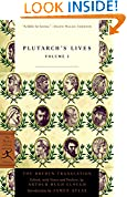#2: Plutarch's Lives Volume 1 (Modern Library Classics)