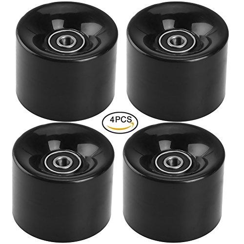 膜管理者ファシズムrunaccスケートボードホイールLongboard Wheelsクルーザーホイール、2.4インチx1.8、