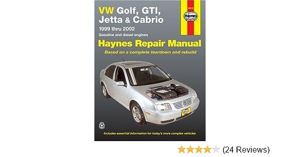 2002 vw jetta repair manual
