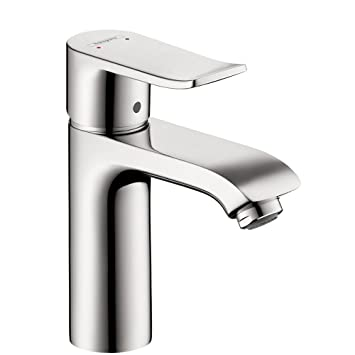 hansgrohe bathroom faucet. Hansgrohe Metris Lavatory Faucet Chrome Finish  Amazon com