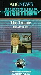 Nightline:Titanic [VHS]