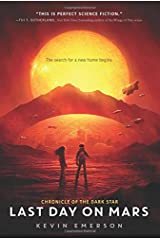 Last Day on Mars (Chronicle of the Dark Star) Paperback