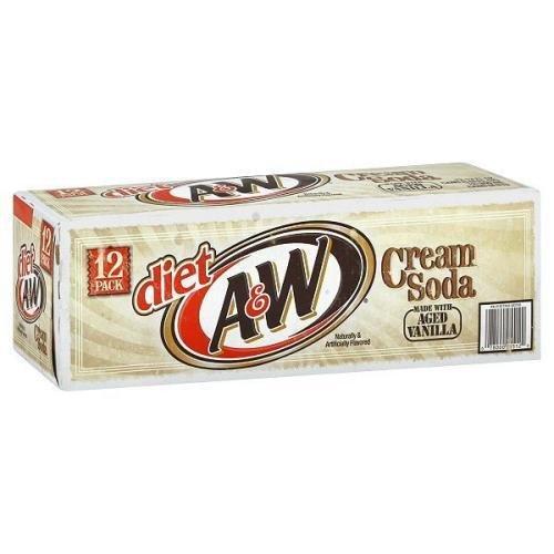 aw diet cream soda - 2