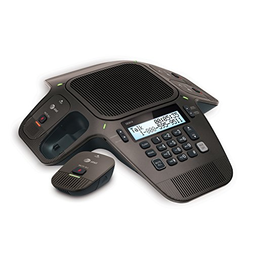 AT&T SB3014 Conference Speakerphone with OrbitLink Wireless Technology