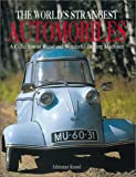 The World's Strangest Automobiles, Adrienne Kessel, 1586632132