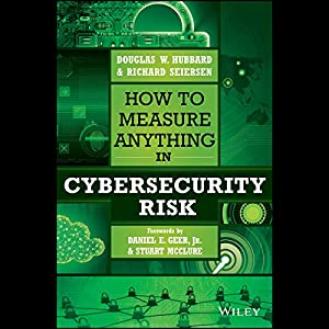 How to Measure Anything in Cybersecurity Risk Audiobook
