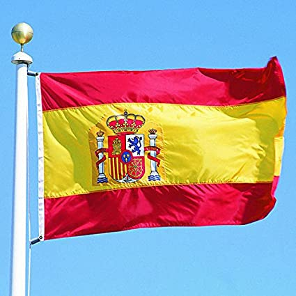 Image result for spanish flag