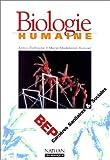 Biologie humaine, BEP : Carrières sanitaires & sociales