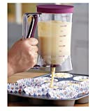 Baking Tool Pancake Batter Dispenser Cake Dispenser Funnel batter Cream Tool