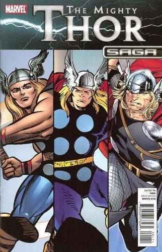 Mighty Thor Saga pdf epub