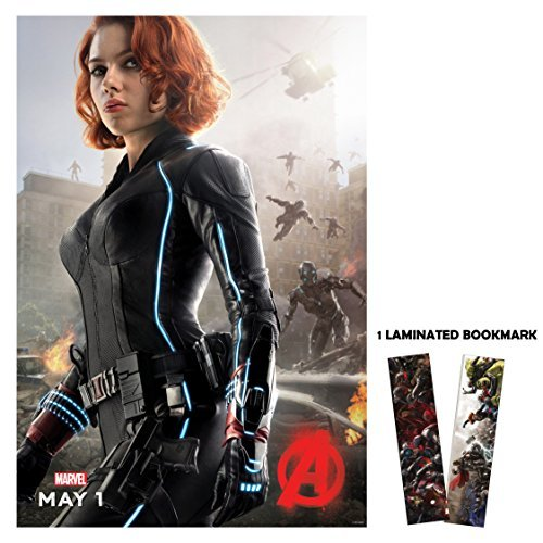 black widow posters