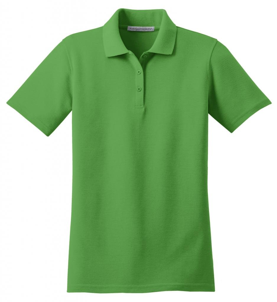 Port Authority Women\u0027s Stain Resistant Polo at Amazon Women\u0027s Clothing  store: