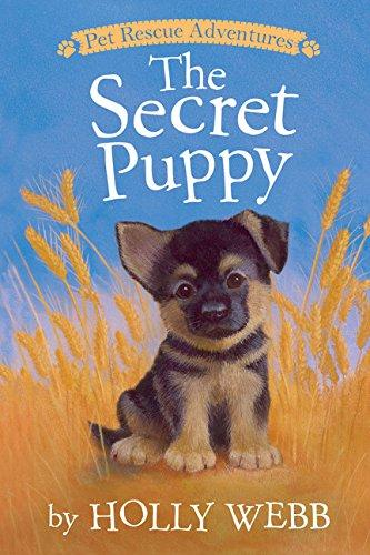 The Secret Puppy (Pet Rescue Adventures)