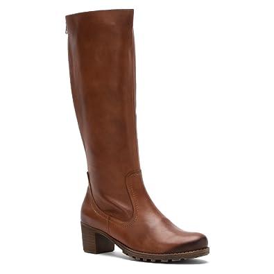 Black Remonte Womens Boots Rieker Aurica D6082 By