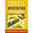 CUBICLE MEDITATION: Meditate Your Way to Higher Productivity, Better Office Relations, and a Happier Work Experience (Quick Start Cubicle Meditation Book 1)