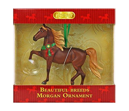 Breyer Morgan Beautiful Breeds Ornament (Breed Ornament)